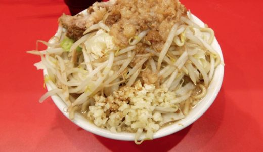 大阪市で本当に人気の二郎系ラーメン店 7選